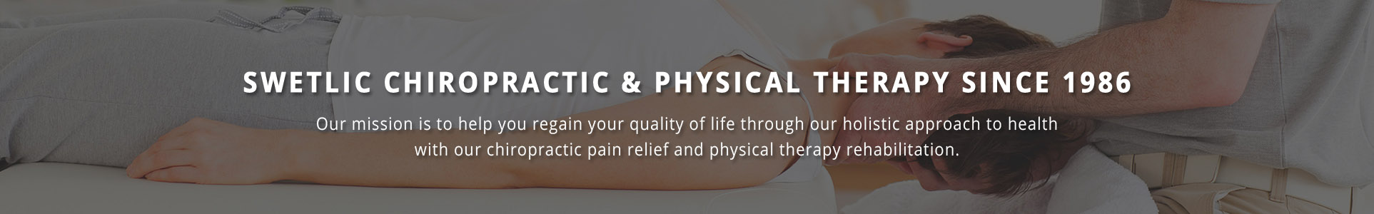 Swetlic Chiropractic & Physical Therapy